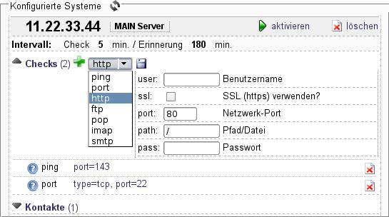 System Monitor (SysMon)/en – Hetzner DokuWiki